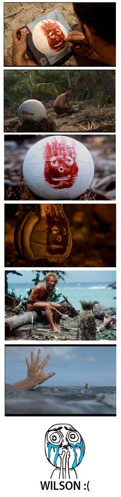 Wilson Deserved an Oscar for That Performance #Castaway