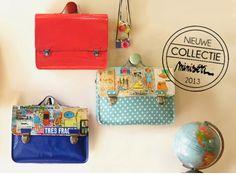 trendy boekentassen, hippe boekentassen, schooltassen