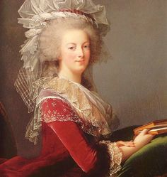 Madame Campan of Marie Antoinette's household
