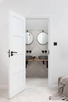 Our clients for this project were used to renovating properties and had stuck with a tried and tested formula when it came to bathrooms, so our Head of Design, Louise suggested products that were completely out of their comfort zone for the 3 bathrooms. Loft Bathroom, Family Bathroom, Small Bathroom, Loft Ensuite, Bathroom Ideas, Shower Over Bath, Luxury Shower, Wet Rooms, Bathroom Interior Design