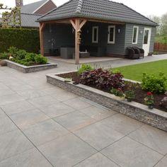 terras met keramische tegels - Google zoeken