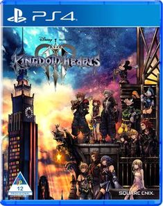 """The DLC is titled """"Kingdom Hearts III Re:Mind."""" Game director Tetsuya Nomura announced at the """"Kingdom Hearts Orchestra – World of Tr. Kingdom Hearts Wallpaper, Heart Wallpaper, Mobile Wallpaper, Iphone Wallpaper, Big Hero 6, World Of Warcraft, Video Game Art, Video Games, News Anime"""