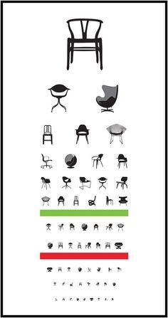 MGGREPRESENTACIONES: Agudeza visual para decoradores ¿Cuantas reconoces...