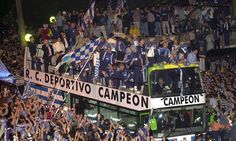 The 1999-2000 La Liga season was as tumultuous as this year's Premier League. Deportivo La Coruña won the title, a Racing Santander striker was top scorer and Deportivo Alavés goalkeeper Martín Herrera picked up the Zamora Trophy