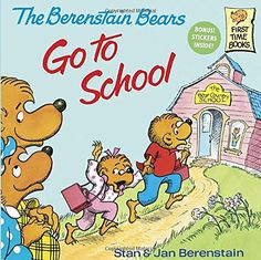 The Berenstain Bears Go to School (First Time Books(R)) b... https://www.amazon.com/dp/0394837363/ref=cm_sw_r_pi_dp_x_ZE1RybMKNRM9C