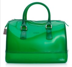 Furla jelly bag- definitely got this in orange havent decided if im keeping it hahaa