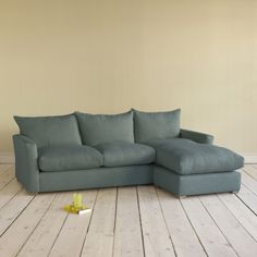 Something like this to replace the living room couch