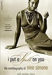 I Put A Spell On You by Nina Simone, available at Book Depository with free delivery worldwide. I Love Books, Great Books, My Books, Books To Read, Black History Books, Black Books, Nina Simone, Jazz, Punk Rock