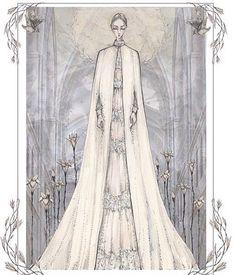 Valentino all white Haute Couture collection