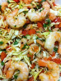 Day #137 Shrimp Salad
