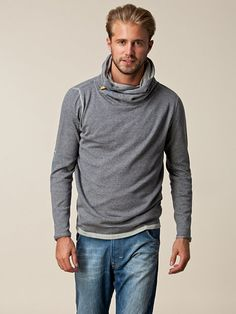 Link Knit - Jack & Jones - Gray/Blue - Jumpers & Cardigans - Clothing - Men - NlyMan.com Uk
