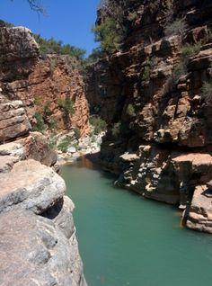 Piscines naturelles de la Vallée du Paradis - Agadir Maroc - It's 4 You Tours