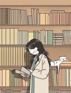 Japon Illustration, Art And Illustration, Illustrations, Cocoppa Wallpaper, Wallpaper Iphone Cute, Cute Pastel Wallpaper, Kawaii Wallpaper, Cartoon Girl Drawing, Girl Cartoon