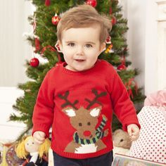 06bbdbfba 20 Best christmas jumper knitting pattern images