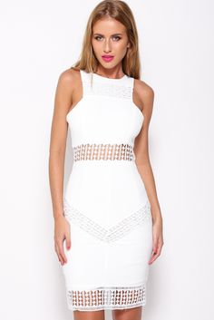 The Sun Is Rising Dress, White, $59 + Free express shipping http://www.hellomollyfashion.com/the-sun-is-rising-dress-white.html