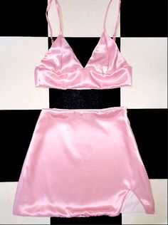 ~*~*PEARL SERIES SILK KITTEN~*~~ Babygirl luxxx aesthetics WE SWEAR TO… Capsule Wardrobe, New Wardrobe, Pink Outfits, Cute Outfits, Fashion Outfits, Sweet Lord, Lingerie Sleepwear, Looks Cool, Aesthetic Clothes
