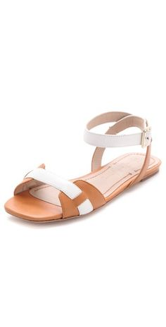 Realized today that I need nude sandals!