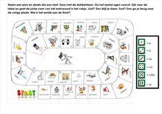 Vervoeg werkwoorden (conjugate verbs) in presens, perfectum, imperfectum School Week, School Tool, School Teacher, Co Teaching, Creative Teaching, Learn Dutch, Dutch Language, School Items, School Readiness