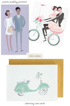 wedding illustration!