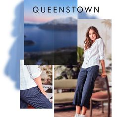 Just over here dreaming of where to go next.  There are so many destinations to see in New Zealand and its made easier with our travelling pant - The Acrobat.  Soft, dreamy stretch fabrication like no other - easily transports from each of your travel ventures.  From the mountainous ranges of Queenstown to the Wellington City Lights to the Art Deco mecca Napier - you will never go wrong. #vergecollection #fashionista #travel #acrobatpant Wellington City, Mecca, City Lights, Ranges, Where To Go, New Zealand, Make It Simple, Traveling By Yourself, Travelling