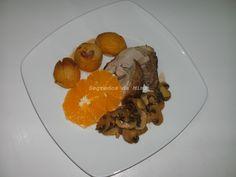 A vida de Nessy: Coxa de peru assada com mel e laranja by Segredos ...