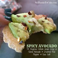 Spicy Avocado 34 Degrees | No Thanks to Cake
