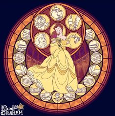 Belle by jostnic.deviantart.com on @deviantART