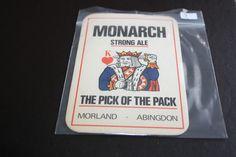 1968 Beermat Morland (Abingdon) Cat 028 (2E77 9/14)