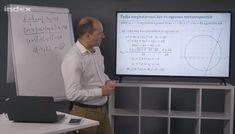 Koordinátageometria (kör és köregyenletek) - Matek 11-12. osztály VIDEÓ - Kalauzoló - Online tanulás