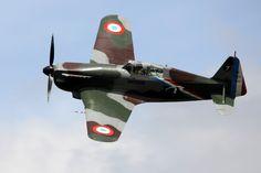 Morane-Saulnier MS-406 à La Ferté Alais