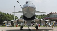 Chinese SEAD-equipped J-10B emerges at Aviadarts contest | Jane's 360
