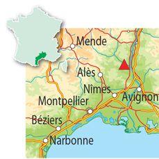 La Vallée Verte op de kaart