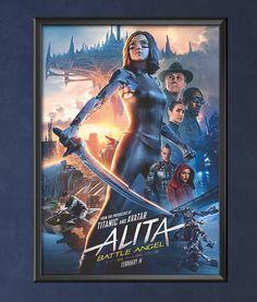 Click to purchase this amazing Alita Battle Angel movie poter. Angel Movie, Original Movie Posters, Vintage Movies, Battle, The Originals, News, Amazing, Art, Art Background