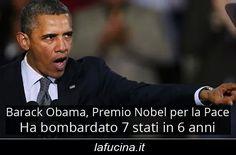Obama - premio nobel per la pace?