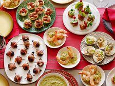 Easy, Elegant Holiday Appetizer Recipes - FoodNetwork.com