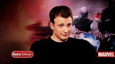 Movie Love: 28 Perfect GIFs Of 'Captain America' Chris Evans | YourTango