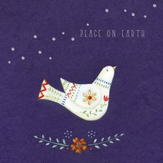Leading Illustration & Publishing Agency based in London, New York & Marbella. Dove Images, Christmas Cards, Xmas, Prophetic Art, Art Sites, Peace On Earth, Together We Can, Illustrations, Folk Art