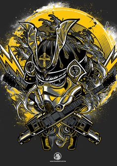 Samurai Stormtrooper of Rocker on Behance