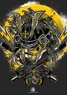 Samurai Stormtrooper of Rocker / 搖滾的風暴騎兵武士 https://www.facebook.com/LAD2012 www.loveattack.com.tw seanweidesign@gmail.com