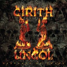 CIRITH UNGOL 'Servants Of Chaos' . first class compilation album with a duration of nearly 2 hours on two discs, fully recommendable Heavy-/ Doom-Metal festival! Metal On Metal, Power Metal, Metal Bands, Heavy Metal, Try It Free, Apple Music, Hard Rock, Cover Art, Album Covers
