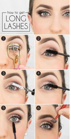 One secret for an amazing makeup are big lashes, they can make a huge difference between an ordinary and a glamorous look. Even if naturally you have small lashes you