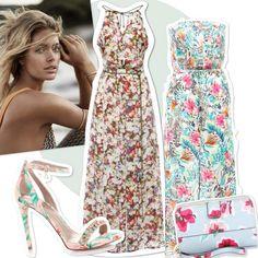 #flowerpower #trovamoda #shoponline #girls #havefun #summer #outfit #monday #dress #goodvibes #fashion #cool #style #gipsy #hippie #boho