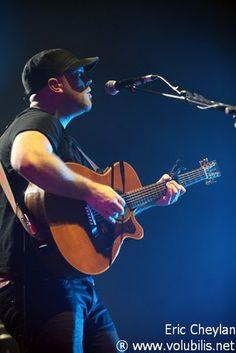 Ryan Sheridan - Concert L' Olympia (Paris) - www.volubilis.net