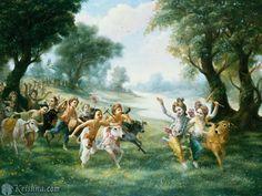 Lord Krishna's Childhood
