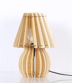 Likvidácia skladu svietidiel · Page 4 of 5 · Žiarovky - LED a Dekoračné žiarovky, Historické a retro svietidlá Table Lamp Wood, Vase Shapes, Led, Indoor, Retro, Lighting, Crafts, Design, Home Decor