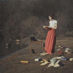 Tales of Color by Anka Zhuravleva   Cuded