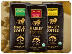 organic and fanastic coffee Java Script, Marley Coffee, I Am Bad, Bob Marley, Organic, Tea, My Favorite Things, Drinks, Food