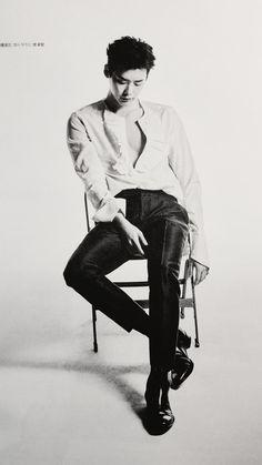 Lee Jong Suk✌