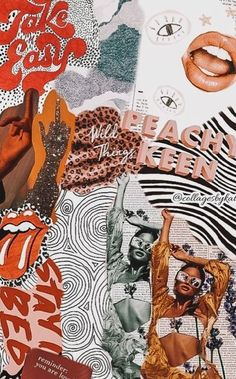 art collage * art collage _ art collage wall _ art collage ideas _ art collage aesthetic _ art collage mixed media _ art collage ideas for kids _ art collage wall bedroom _ art collage wall living room Mode Collage, Aesthetic Collage, Collage Collage, Collage Canvas Prints, Wall Art Collages, Poster Collage, Collage Design, Painting Collage, Poster Art