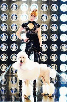 2NE1's Bom in I am the Best MV